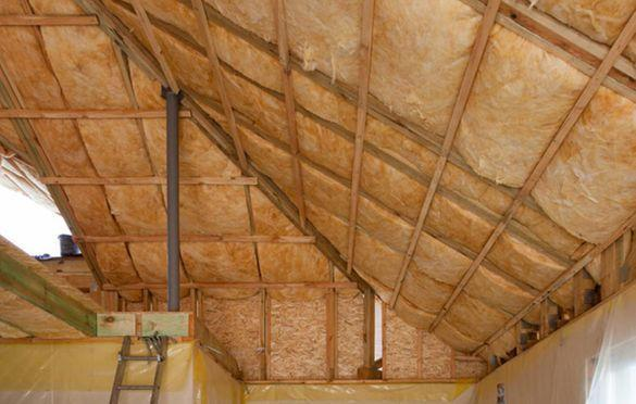Differences Between Attic and Roof Insulation