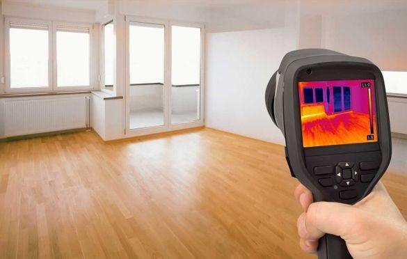 The Use of Thermal Imaging for Insulation