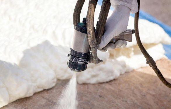Safe Spray Foam Insulation