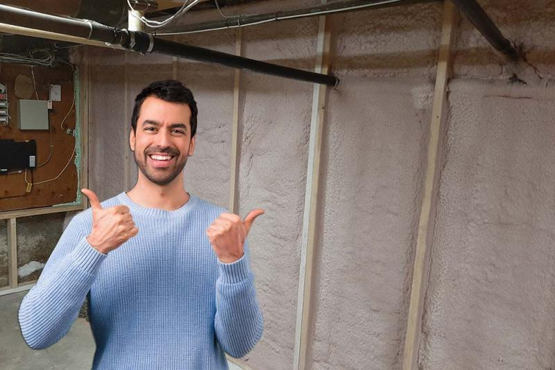 The Benefits of Basement Wall Insulation in Ontario