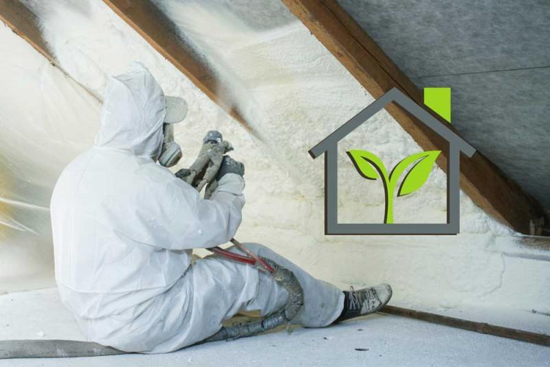 Does Spray Foam Insulation Reduce Energy Consumption?