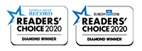 2020 Readers Choice Diamond Award Winners